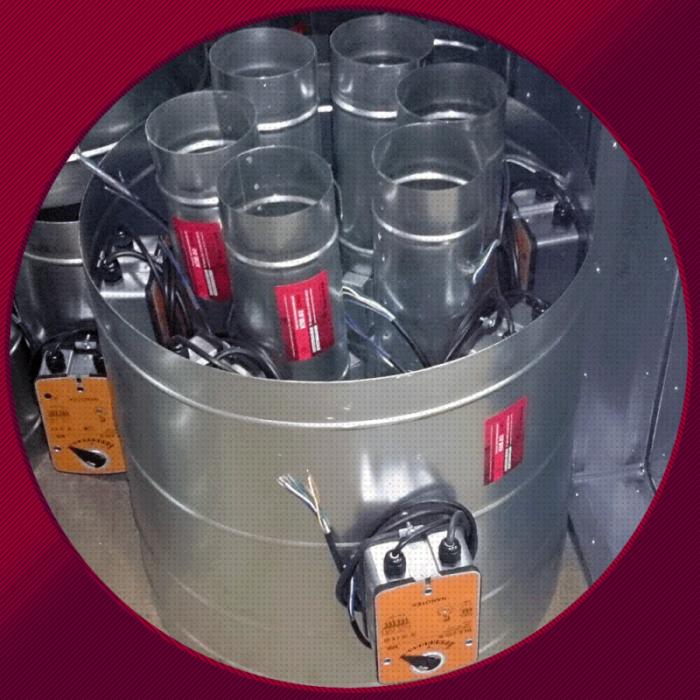 Клапаны противопожарные огнезадерживающие КПВ.01