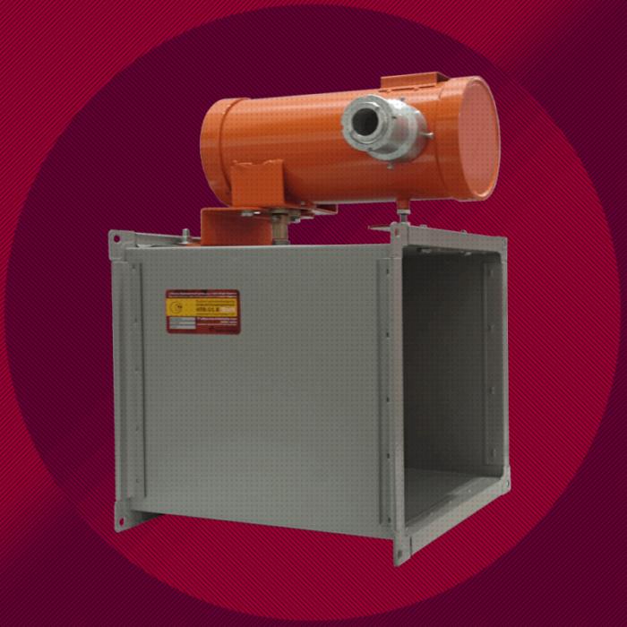 Клапан противопожарный взрывозащищенный КПВ.01(02).В