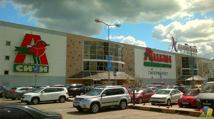 огнезащита воздуховодов в торговом центре Капитолий и Кунцево Плаза