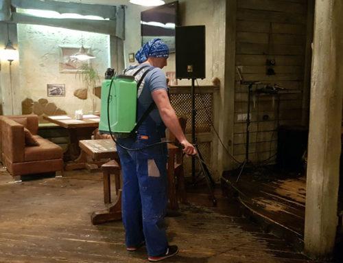 Установку систем пожарной сигнализации и оповещения в кафе Чеми Хинкальная